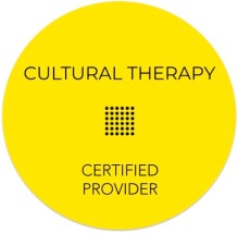 Cultural Therapy Certified Provider Logo